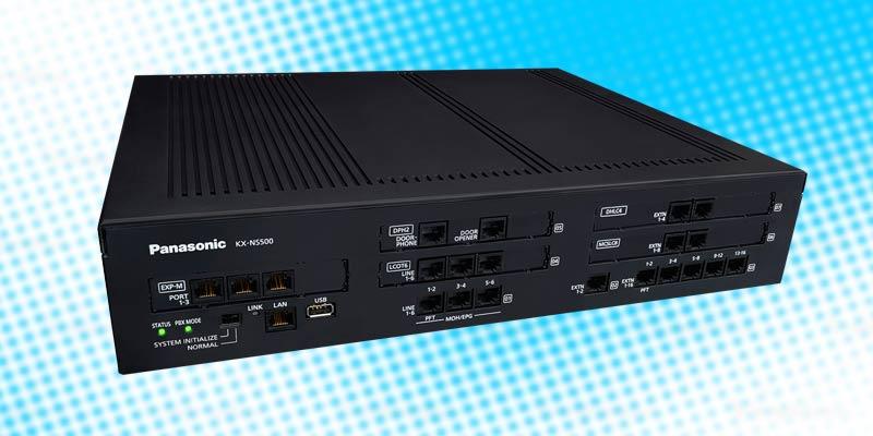 نصب سانترال ns500