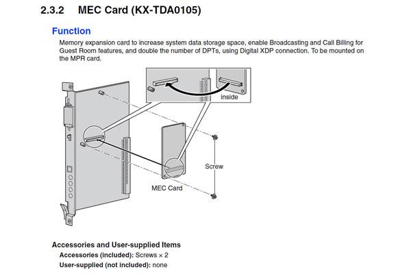 کارت سانترال tda0105