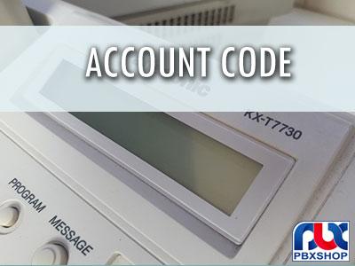 کد اعتباری سانترال پاناسونیک 824