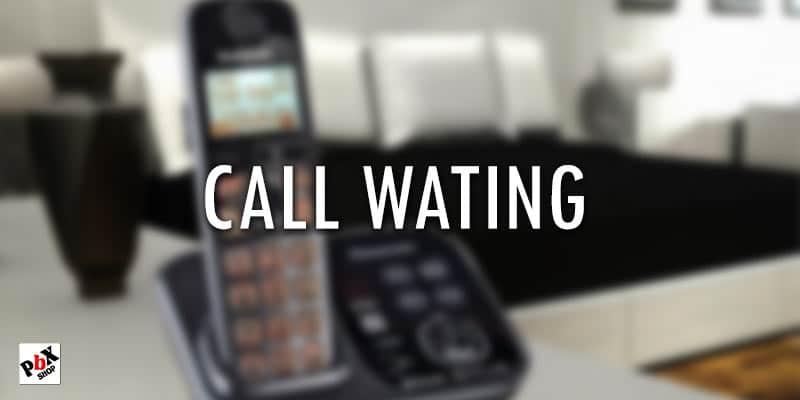 انتظار مکالمه درسانترال 824 پاناسونیک / Call Waiting