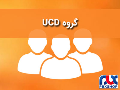 گروه بندی داخلی (UCD) در سانترال 824