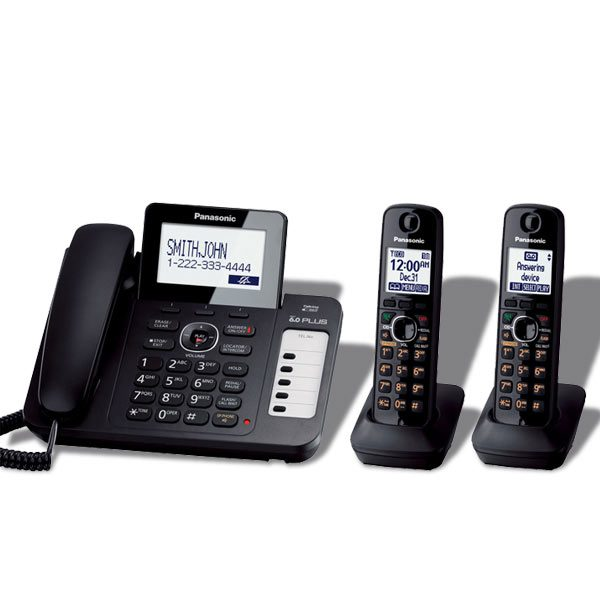 تلفن بیسیم پاناسونیک KX-TG6672