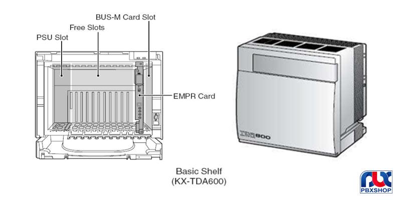 سانترال TDA600