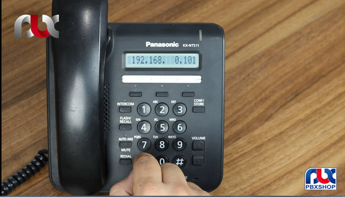 راه اندازی تلفن های تحت شبکه