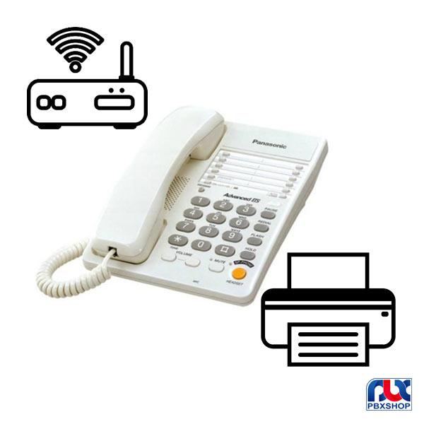 تلفن رومیزی پاناسونیک T2373MX