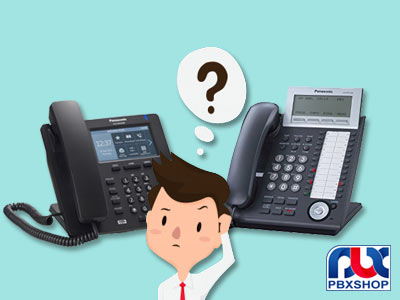 تفاوت تلفن سیپ با تلفن IP سری NT
