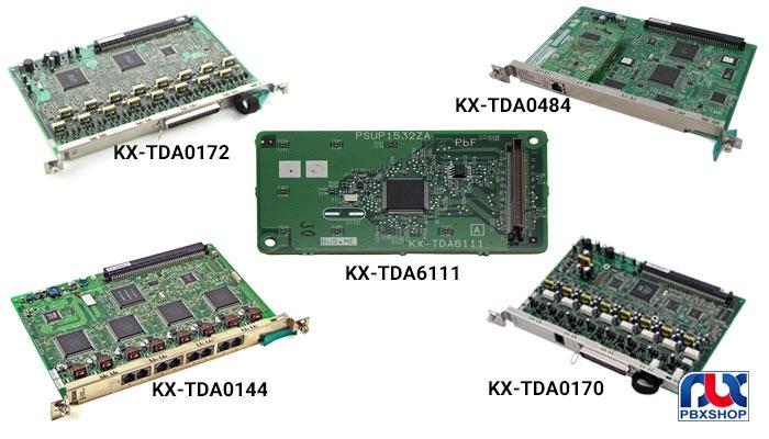 کارت های سانترال TDA600