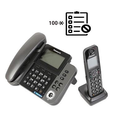 تلفن بی سیم پاناسونیک TGF310