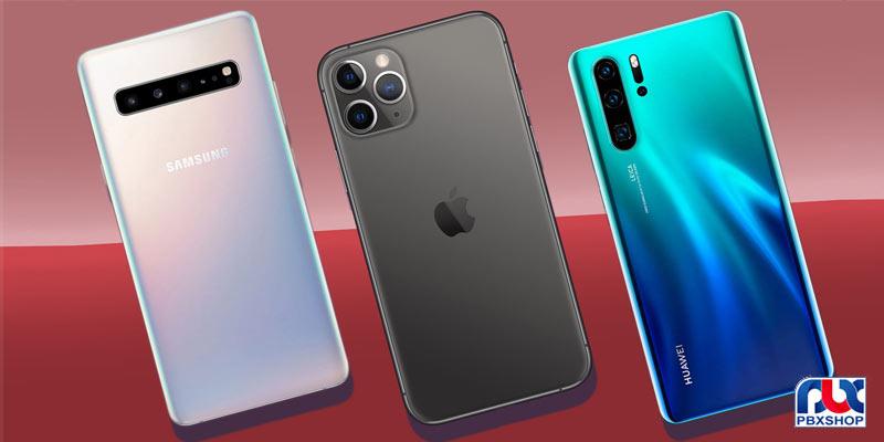 پرفروش ترین گوشی های هوشمند