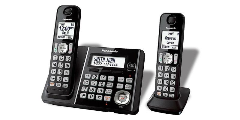 تلفن بی سیم پاناسونیک TG3752