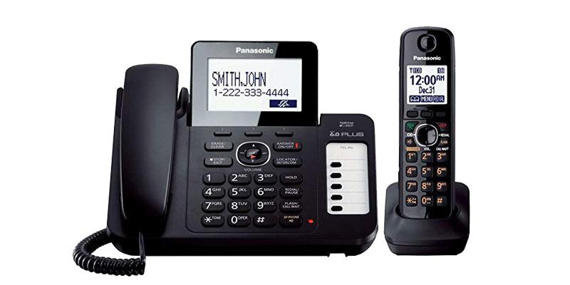 تلفن بیسیم پاناسونیک TG6671