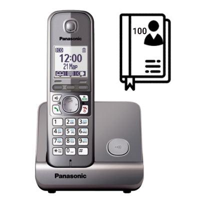 تلفن بیسیم پاناسونیک TG1