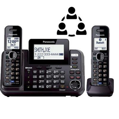 تلفن بیسیم پاناسونیک TG9542