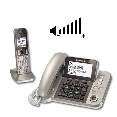 تلفن بی سیم پاناسونیک TGF350