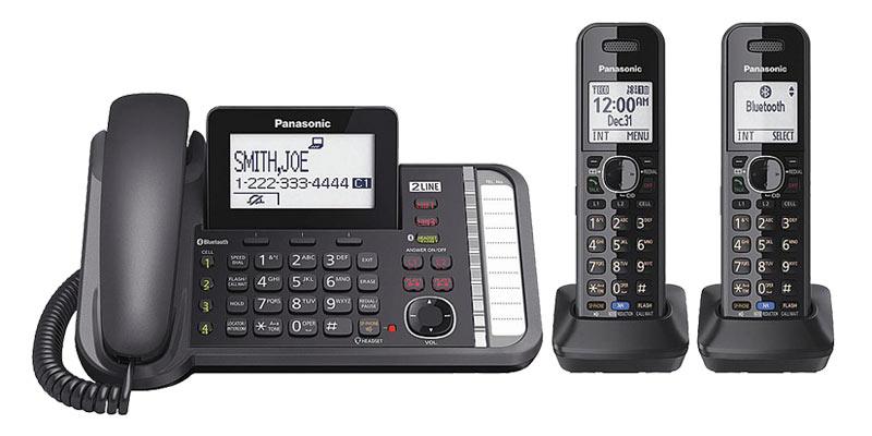 تلفن بی سیم پاناسونیک TG9582