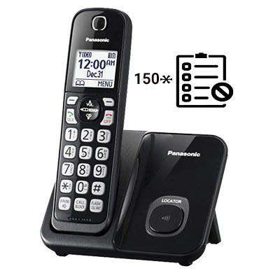 تلفن بی سیم پاناسونیک TGD510