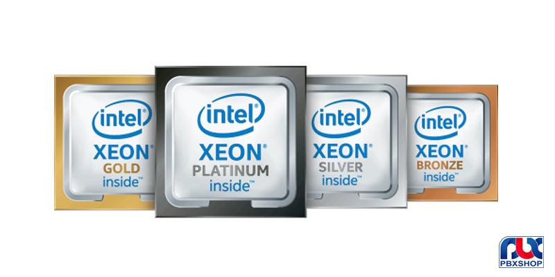 پردازنده های اینتل