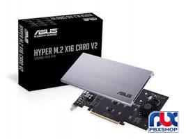 درایورهای SSDایسوس مدل Hyper M.2