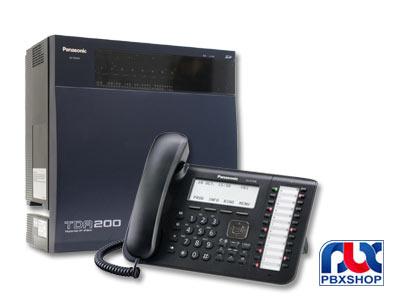 آموزش سانترال TDA با تلفن سانترال