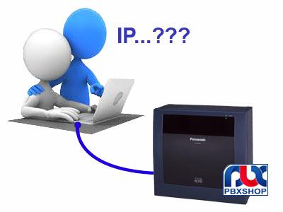 تغییر IP سانترال TDE