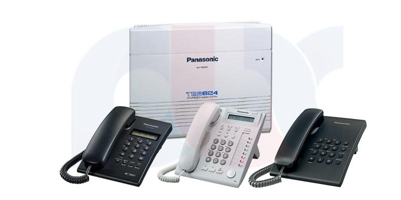 دستگاه سانترال KX-TES824