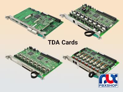 کارت های سانترال سری TDA
