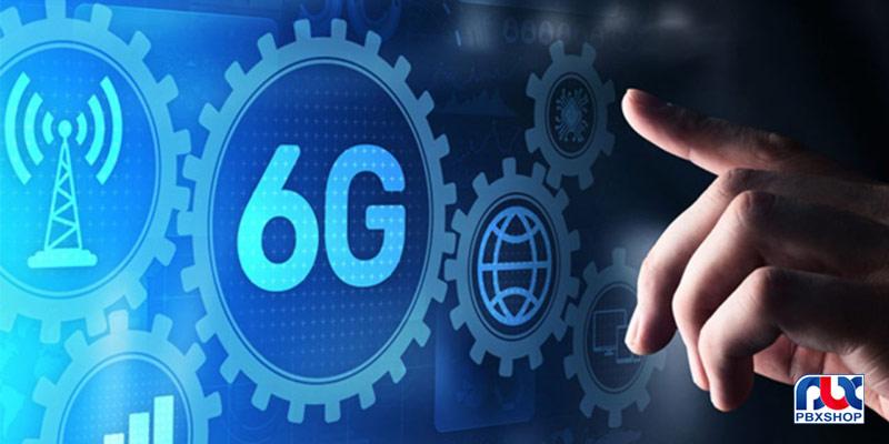 شبکه ارتباطی بیسیم 6G