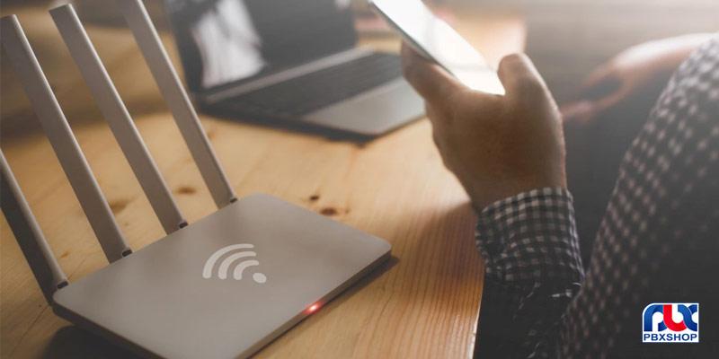امواج Wi-Fi