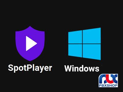 نرم افزار spotplayer