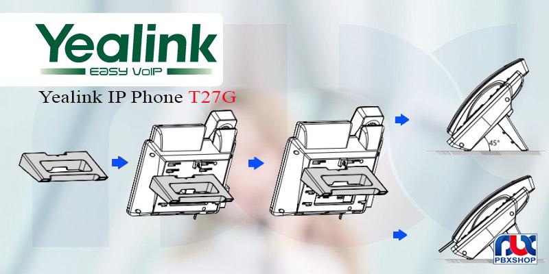 تلفن ویپ یالینک T27g