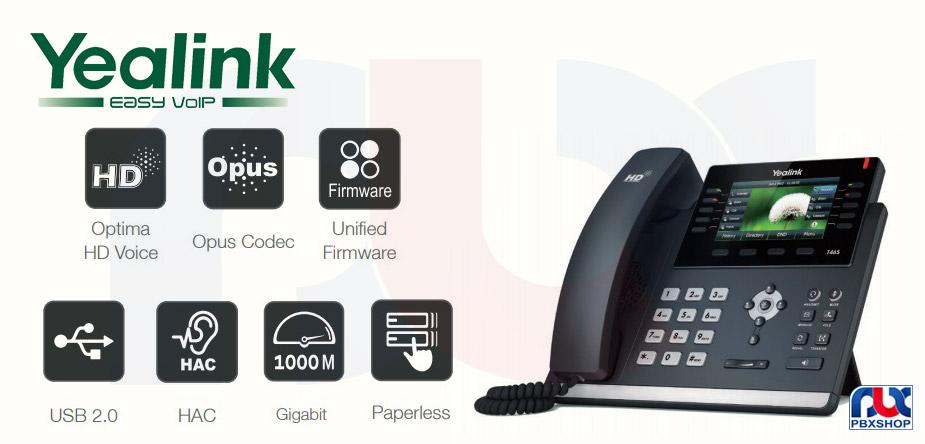 تلفن ویپ یالینک T46s