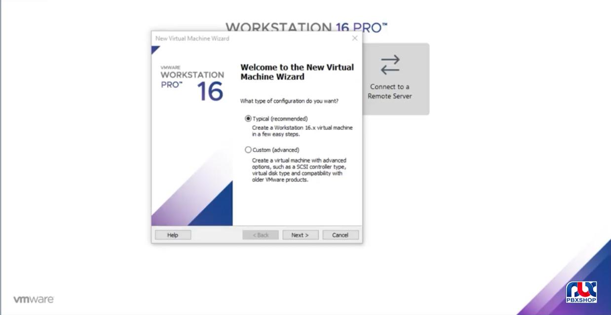 نصب ایزابل با VMWare Workstationروی ویندوز ۱۰
