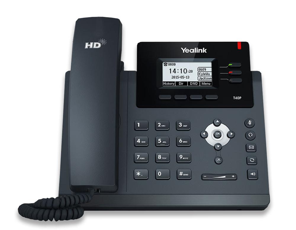 تلفن ویپ یالینک T40P