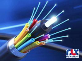 کاربرد فیبر نوری