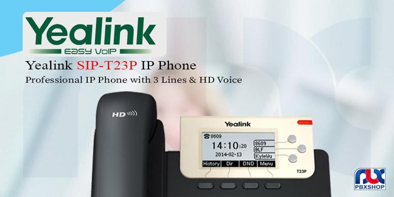 Yealink-SIP-T23P