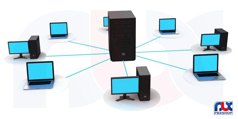 انواع سوئیچ شبکه و کاربرد هرکدام