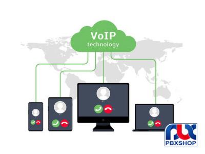 ویپ نرم افزاری (VOIP)