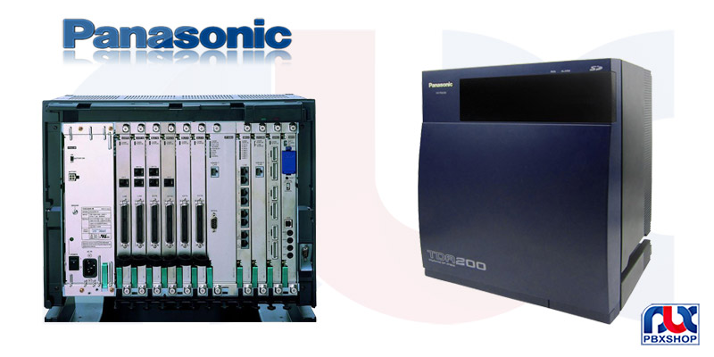 دستگاه سانترال TDA200 پاناسونیک