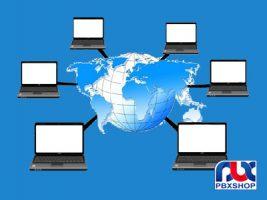 انواع شبکه های کامپیوتری
