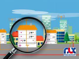 کاربرد فیبرنوری در ساختمان