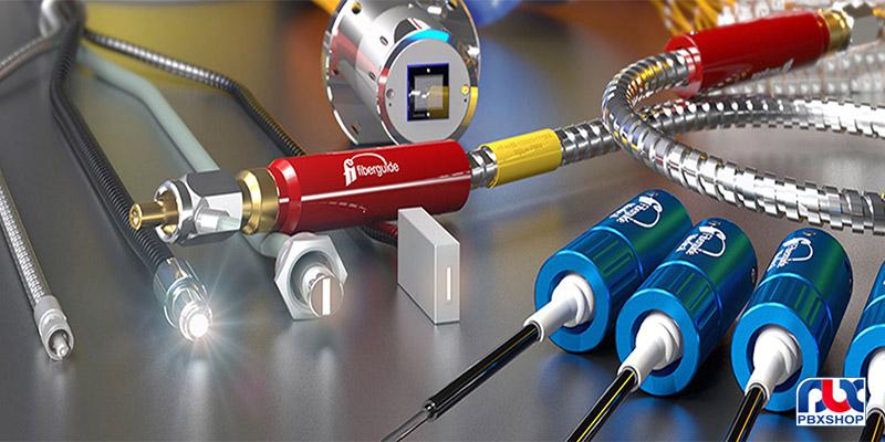 کاربردهای فیبرنوری درپزشکی