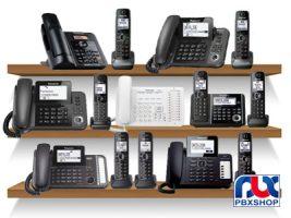 انواع تلفن رومیزی پاناسونیک